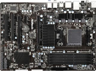 Placa Base ASRock 970 Extreme3, AM3+