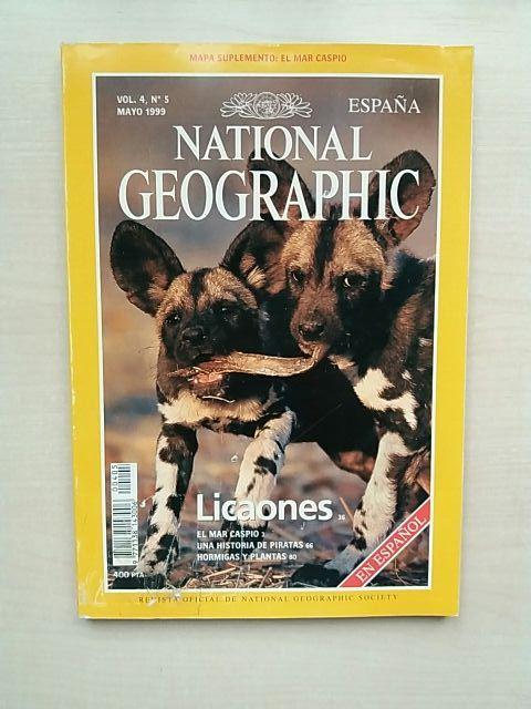 Revista National Geographic Mayo 1999