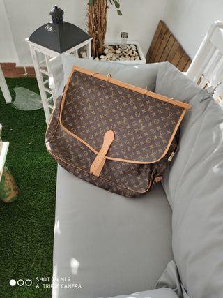 maletín maleta de viaje Louis Vuitton
