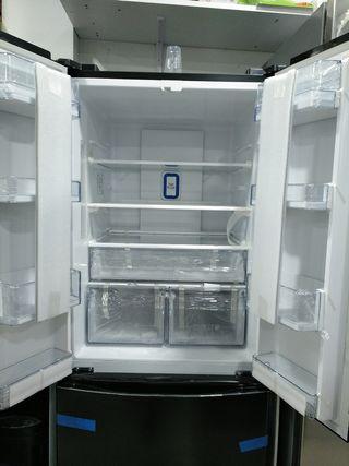 frigorifico americano tipo francés