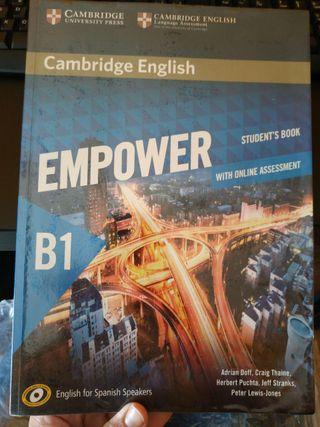 Libros de Ingles / Empower B1