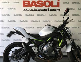 Kawasaki Z650 ABS Performance