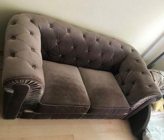 Sofa Chester 2 Plazas