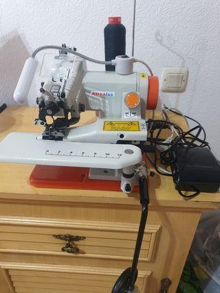 Máquina de coser puntada invisible
