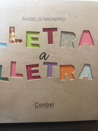 Lletra a lletra Ángels Navarro COMBEL