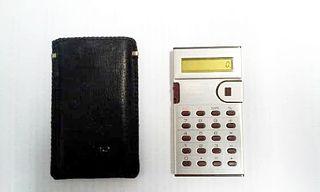 Calculadora antigua Casio