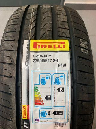 Neumático 235/45 R17 94W Pirelli cinturato P7