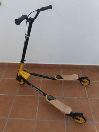 patineta 3 ruedas