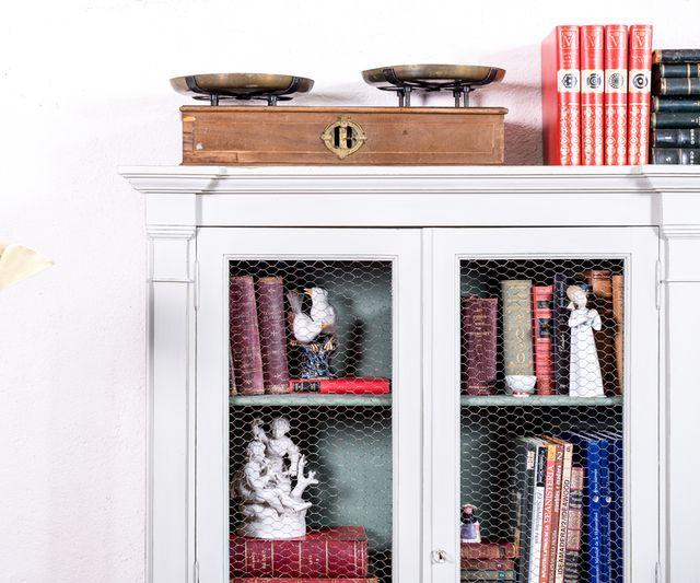 Librería Antigua Restaurada Lorette