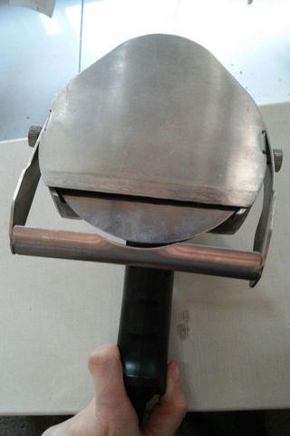 Cuchillo kebab disco 10 cm