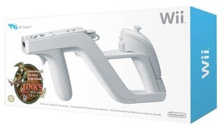 Links Crossbow Training + Zapper para Nintendo Wii