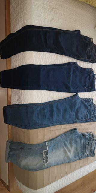 bc5809a61 Pantalones de pitillo de segunda mano en San Sebastián de Los Reyes ...
