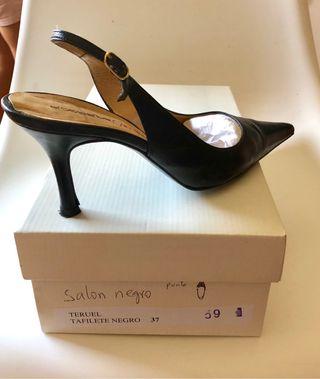 Zapatos Salón tafilete 36
