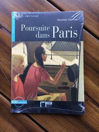 Poursuite dans Paris- Nicolas Gerrier