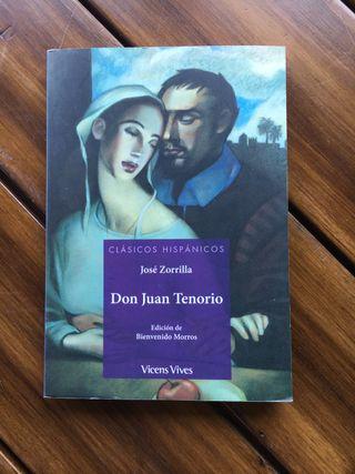 Don Juan Tenorio- José Zorrilla