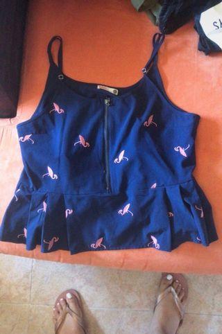 Blusa flamencos
