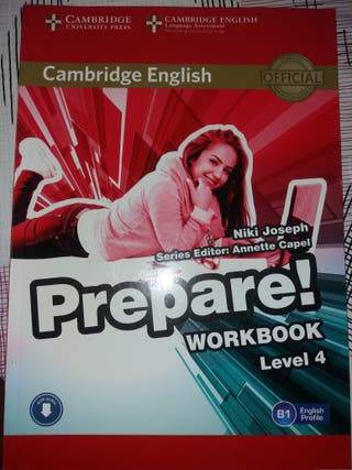 LIBRO INGLES WORKBOOL LEVEL 4