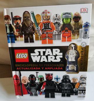 Libro LEGO: STAR WARS: enciclopedia de personajes