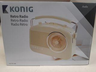 Radio Konig vintage