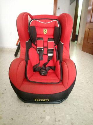 silla para coche Ferrari, grupo 0-1