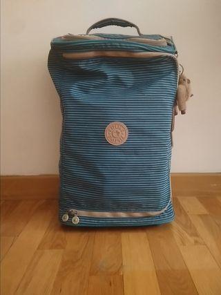 Vendo maleta Kipling de alta calidad