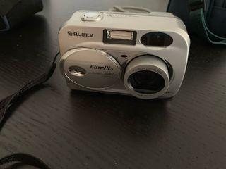 Cámara fotos digital Fujifilm (ajustes)
