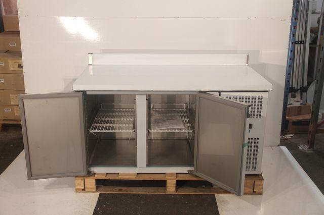 Bajo mostrador refrigerado 2 puertas 150x60x85 cm