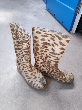 botas de agua