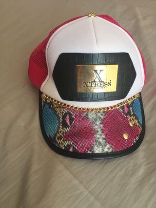 Gorra estilosa