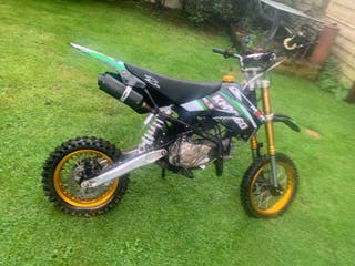 2019 made 2 race 160 pitbike
