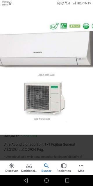 montador de aire acondicionado