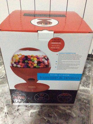 Dispensador caramelos / cereales automatico x17€