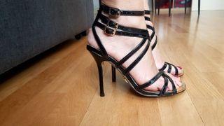 sandalias juicy couture 39.5