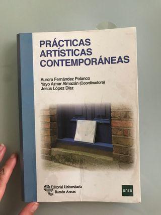 LIBRO PRACTICAS ARTÍSTICAS CONTEMPORANE