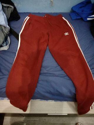 Pantalon Largo Chandal adidas