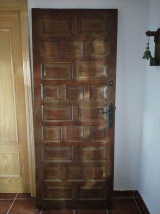 Puertas De Madera Rusticas De Segunda Mano En Wallapop