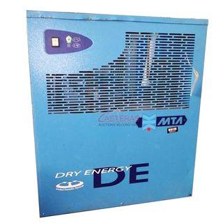 Deshumificador de aire para compresor