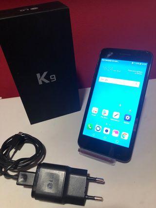 LG K9 16 Gb Black