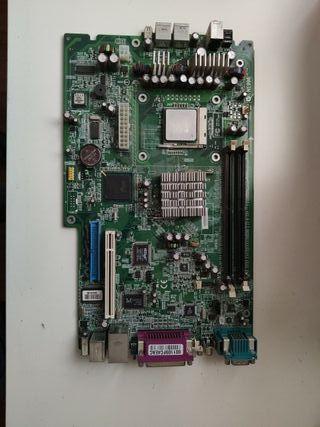 placa base + pentium 4 + 1gb RAM + cooler