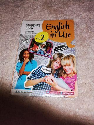Libro de texto Ingles 2n ESO