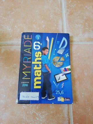 Myriade maths 6eme
