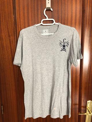 Camiseta Scalpers Gris