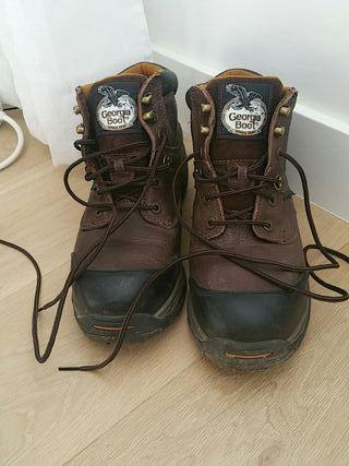 Botas obra georgia boots Diamond track talla 43