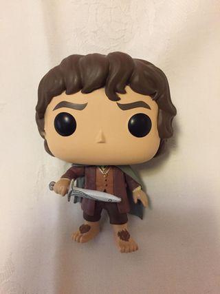 Funko Pop Frodo 444 - El Señor De Los Anillos