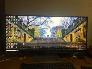 """LG 34UM95-P Monitor de 34"""" (3440 x 1440)"""