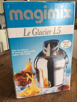Máquina para hacer helados MAGIMIX LE GLACIER