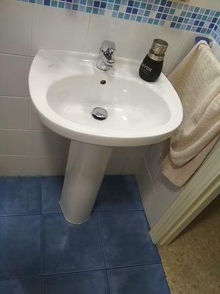 vendo baño completo o por piezas