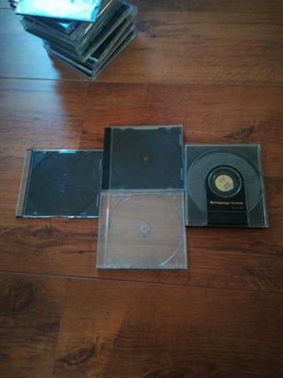 Cajas CD