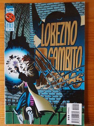 Lobezno / Gámbito: Víctimas - Comics Marvel