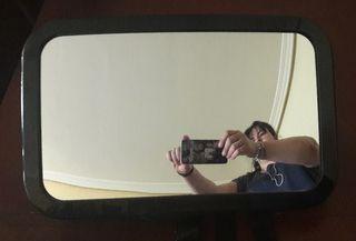 espejo retrovisor vigila bebe